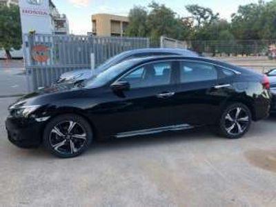 usata Honda Civic 1.6 4 porte aut. Elegance Navi Diesel