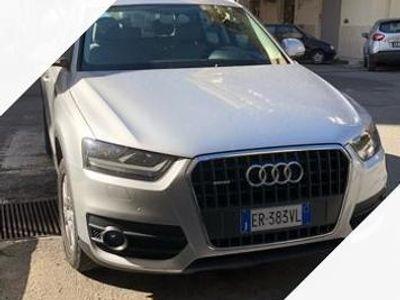 used Audi Q3 quattro