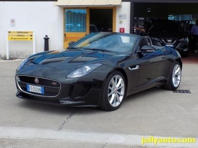 begagnad Jaguar F-Type 3.0 V6 Automatica Convertibile S
