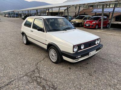 usata VW Golf II GTI 8v ASI