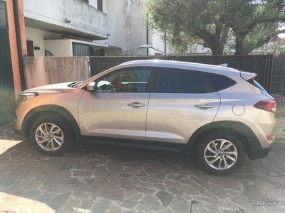 usata Hyundai Tucson 2ª serie - 2017
