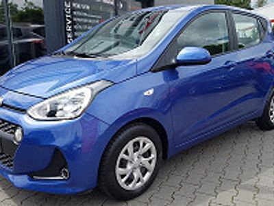 usata Hyundai i10 Classic*klima*bc*tempomat*4xefh*applecarplay