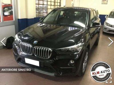 usata BMW X1 sDrive18dA Advantage **PRONTA CONSEGNA ITALIANA!!!