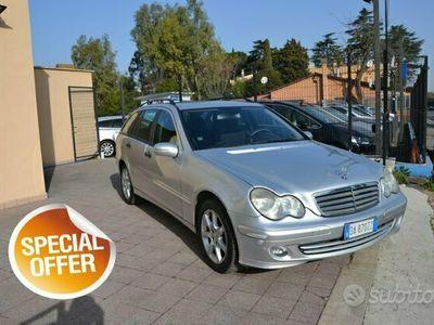 usata Mercedes C220 CDI 150CV S.W. ELEGANCE AUTOMATICA