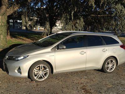 usata Toyota Auris Hybrid Sport Touring
