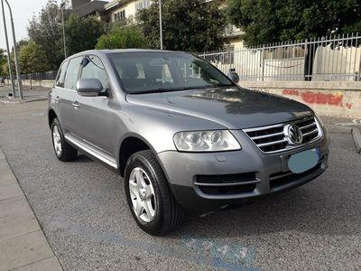 used VW Touareg r5 174 cv perfetta in tutto