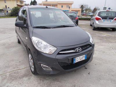 usata Hyundai i10 1.1 12V Comfort -5 PORTE