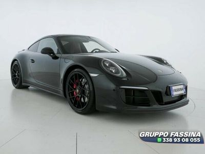 usata Porsche 911 Carrera 4 GTS 3.0 Coupé aut.