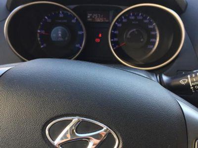 used Hyundai ix35 - 2014