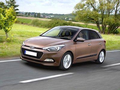 usata Hyundai i20 1.2 84 CV 5 porte GPL Comfort Benzina/GPL