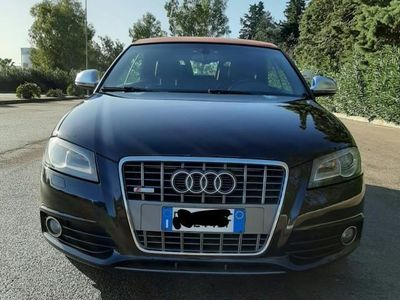 usata Audi A3 Cabriolet 2.0 TDI 140CV SLine