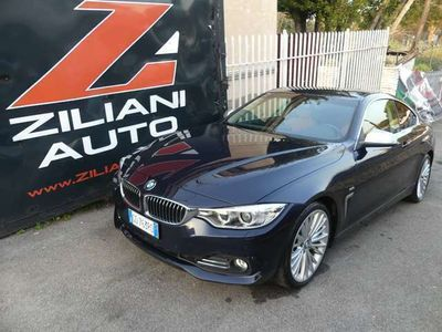usata BMW 425 Coupé Luxury ..TAGL...PELLE..FULL OPT..