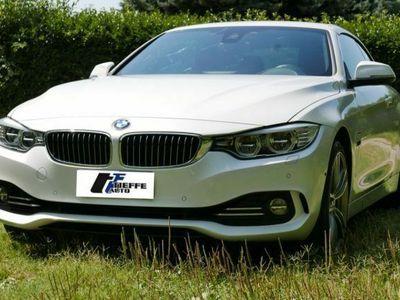 usata BMW 435 dA xDrive Cabrio Luxury