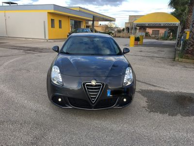 brugt Alfa Romeo Giulietta romeo.