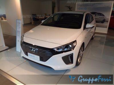 brugt Hyundai Ioniq Hybrid DCT Comfort nuova a Bordano