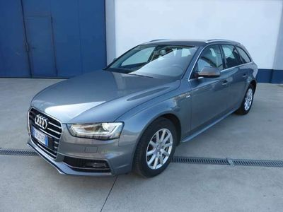 usata Audi A4 AVANT 2.0 TDI 190 CV S-TRONIC S-LINE ESTERNO