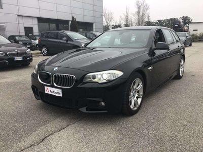 usata BMW 525 d Touring Msport