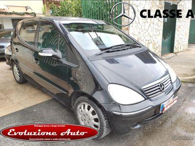 usata Mercedes A160 ClasseELEGANCE 1.6 BENZ KM 106400