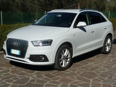used Audi Q3 - 2012