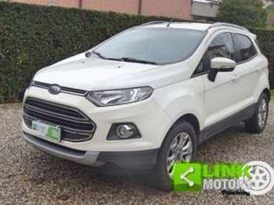usata Ford Ecosport Suv Benzina