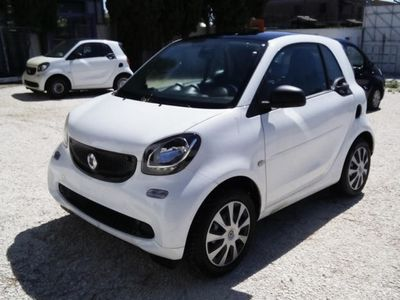 usata Smart ForTwo Coupé 70 1.0 Automatic + Tetto Panoramico+Pack Nav+Pelle