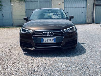 usado Audi A1 1.6 tdi euro 6C km 38800 Metal Plus