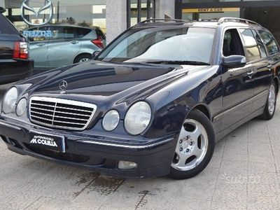 usado Mercedes E220 ClasseCDi SW Avantgarde Navi/Pelle
