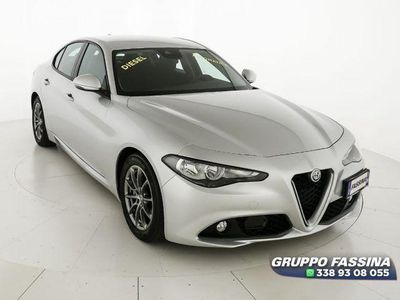gebraucht Alfa Romeo Giulia 2.2 Turbodiesel 150cv AT8 Business