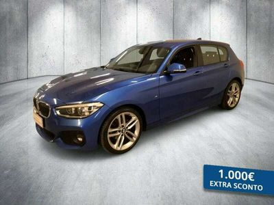 usata BMW 116 SERIE 1 (5 PORTE) d Msport 5p auto