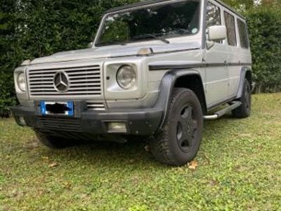 usata Mercedes G400 CDI cat S.W. Lunga W463