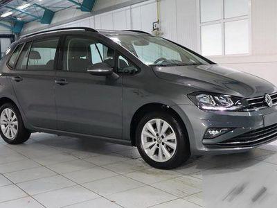 usata VW Golf Sportsvan Comfortline Navi Navi Lm16