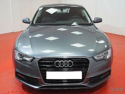 usata Audi A5 Coupé S-Line 2.0TDI quattro S-tronic