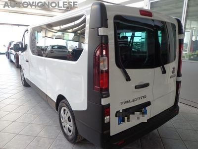 brugt Fiat Talento 1.6 TwinTurbo MJT 125CV PL-9 POSTI +opt