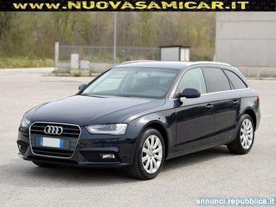 usata Audi A4 AVANT 2.0 TDI 177 CV XENO NAVI B&O SEDILI SPORT