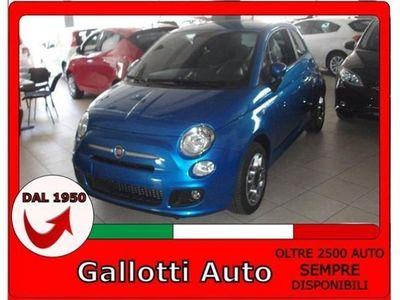 usata Fiat 500 (2007--->) 1.2 S VARI COLORI!! + GPL LANDI