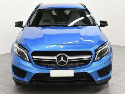 usata Mercedes GLA250 AMG 4 Matic Automatica 210 CV