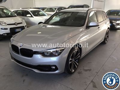 używany BMW 318 SERIE 3 TOURING d TOURING EDITION SPORT LINE SHADOW