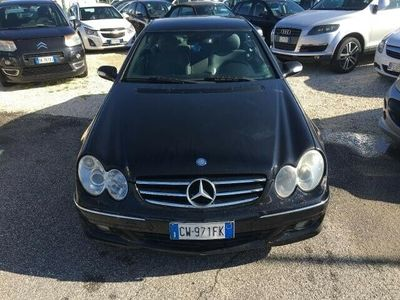 usata Mercedes CLK320 AVANTGARDE 224cv COUPE' FULL NAVI AUTOM CERCHI 1