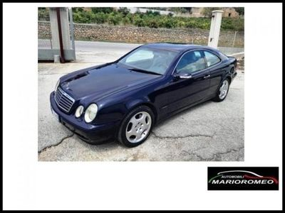 usata Mercedes CLK430 cat Elegance rif. 10312941