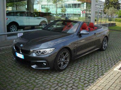 usata BMW 420 D CABRIO M SPORT 190CV AUTOMATICA E NAVIGATORE