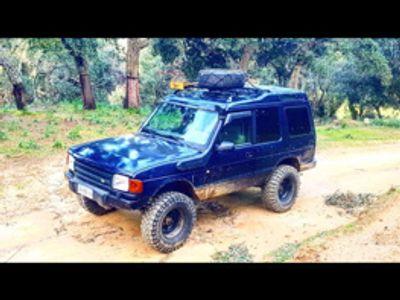używany Land Rover Discovery 300 Tdi - 1997