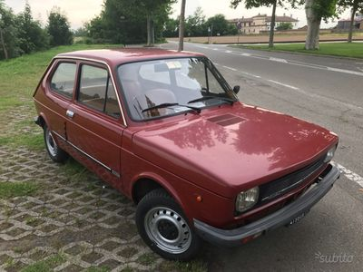 usata Fiat 127 unico proprietario del 1979