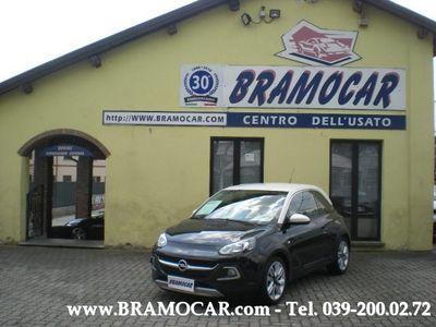 usado Opel Adam Rocks 1.2 70cv - NERA Tetto BIANCO - KM 51.934 -E6