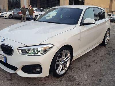 usata BMW 118 Serie 1 d 5p. Msport 150CV AUTOMATICO