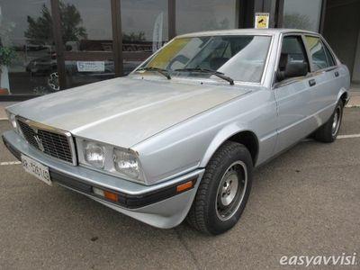 brugt Maserati 420 benzina