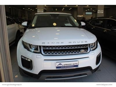 usado Land Rover Range Rover evoque range2.0 td4 hse 180cv auto