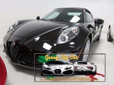 usata Alfa Romeo 4C Spider Tbi 1750 241 Ps Usato
