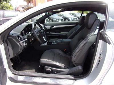 used Mercedes E250 Classe E Coupe - C207 Diesel E coupe d (BT) Sport E6