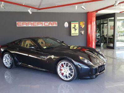 usata Ferrari 599 GTB Fiorano F1- CCM- GARANZIA POWER