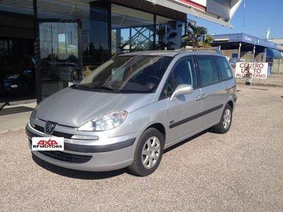 usado Peugeot 807 2.0 HDi FAP SR